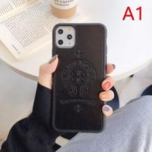 革 携帯ケース クロムハーツ iphone11 11pro 11ProMax オシャレコーデ 海外人気お得 新作 CHROME HEARTS スマホケース通販