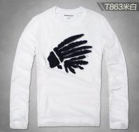 19新作 セール 大人OK 長袖Tシャツ 3色可選 春夏最新作 完売必至 アバクロンビー&フィッチ Abercrombie & Fitch