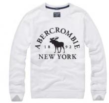 爆発的人気 再入荷 アバクロンビー&フィッチ Abercrombie & Fitch  長袖Tシャツ 2色可選 超カッコイイ 2019春夏新作