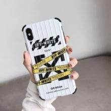 Off-White 2019/2020年最新のブランド新品 2色可選 オフホワイト 大人っぽさや重厚感をカジュアル 携帯カバー  とにかく暖かい防寒着おすすめ