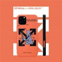 携帯カバー  機能性や暖かさ着用感すごい Off-White 2019/2020年AW人気ブランド オフホワイト 大人気のブランド安い買い物