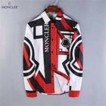 2020新品お得モンクレールシャツ コピーMONCLERコレクション 秋冬トレンド ランキングおしゃれな長袖シャツ着こなし