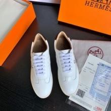 エルメス 《クイック》スニーカー 靴 メンズ コピーHERMES 新作コレクション ビジネスシューズカジュアルコーデ人気ホワイト