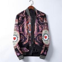 Dolce&Gabbanaコピー 2020秋冬 ドルチェ&ガッバーナ コピー ずっと人気? ブルゾン 2色可選 大人のおしゃれに