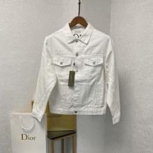 高級感溢れるデザイン ディオールコピー 2020秋冬 デニムジャケット DIORコピー 人気ブランド