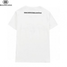 BALENCIAGAスーパーコピー極上の着心地 2021春夏 バレンシアガ BALENCIAGA 2色可選 半袖シャツ